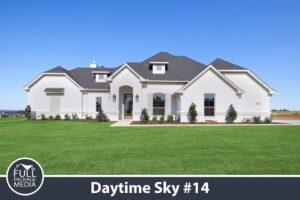 Daytime Sky 14