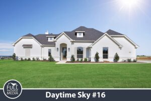 Daytime Sky 16