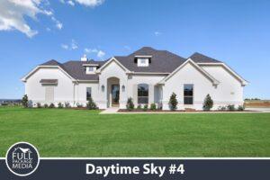 Daytime Sky 4