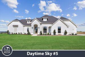 Daytime Sky 5