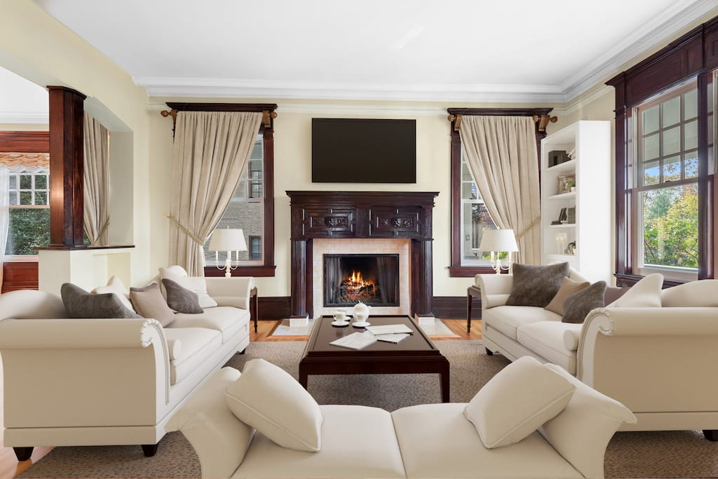 Traditional Virtual Staging Real Estate