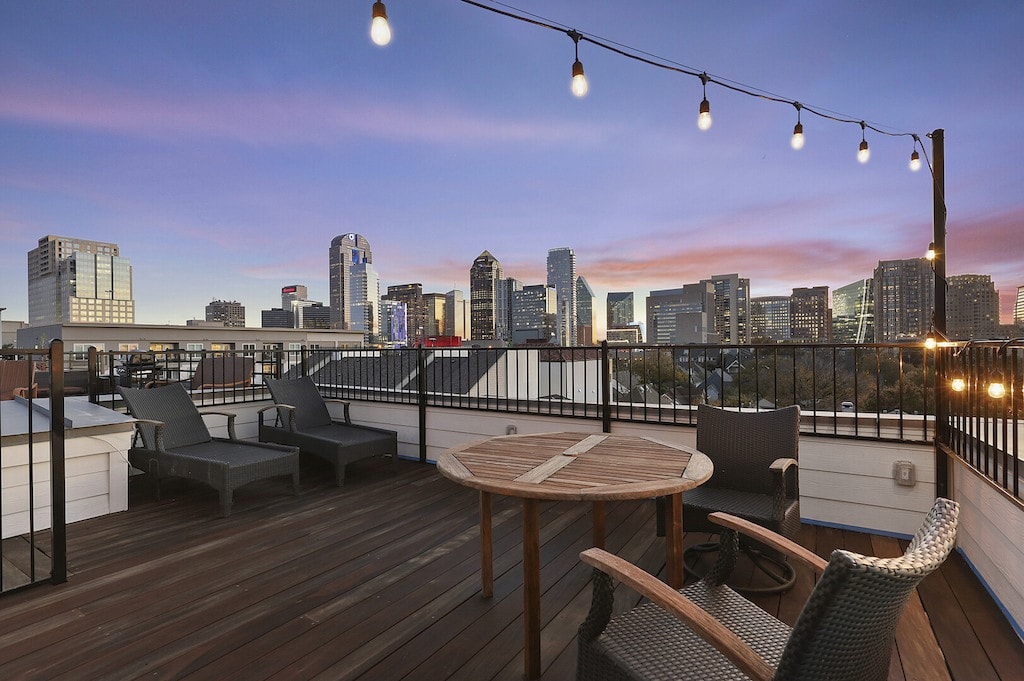 Dallas Real Estate Photography Twilight Sunset 2222 Worthington 032