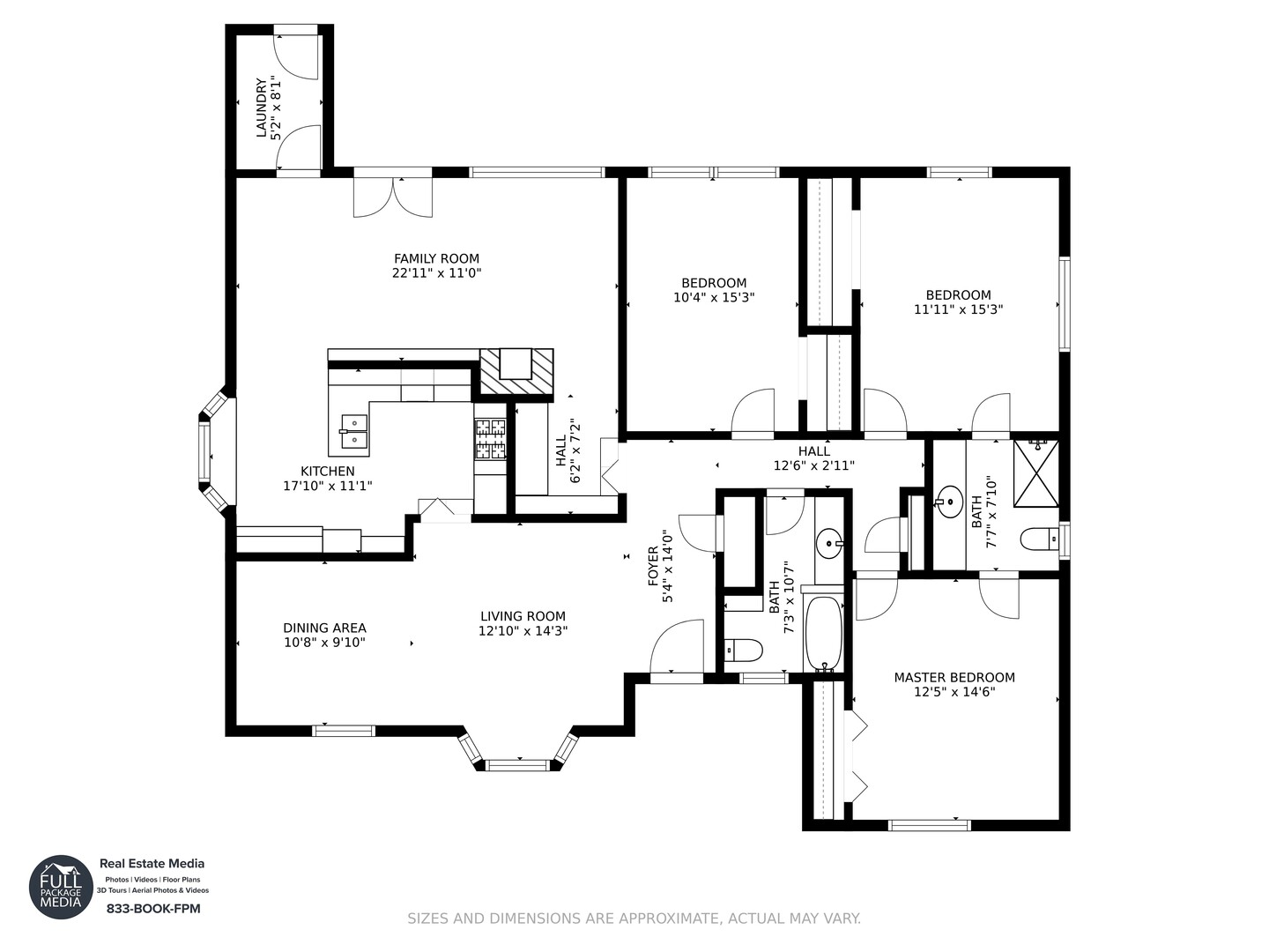 Floor Plan Bottom Of Page