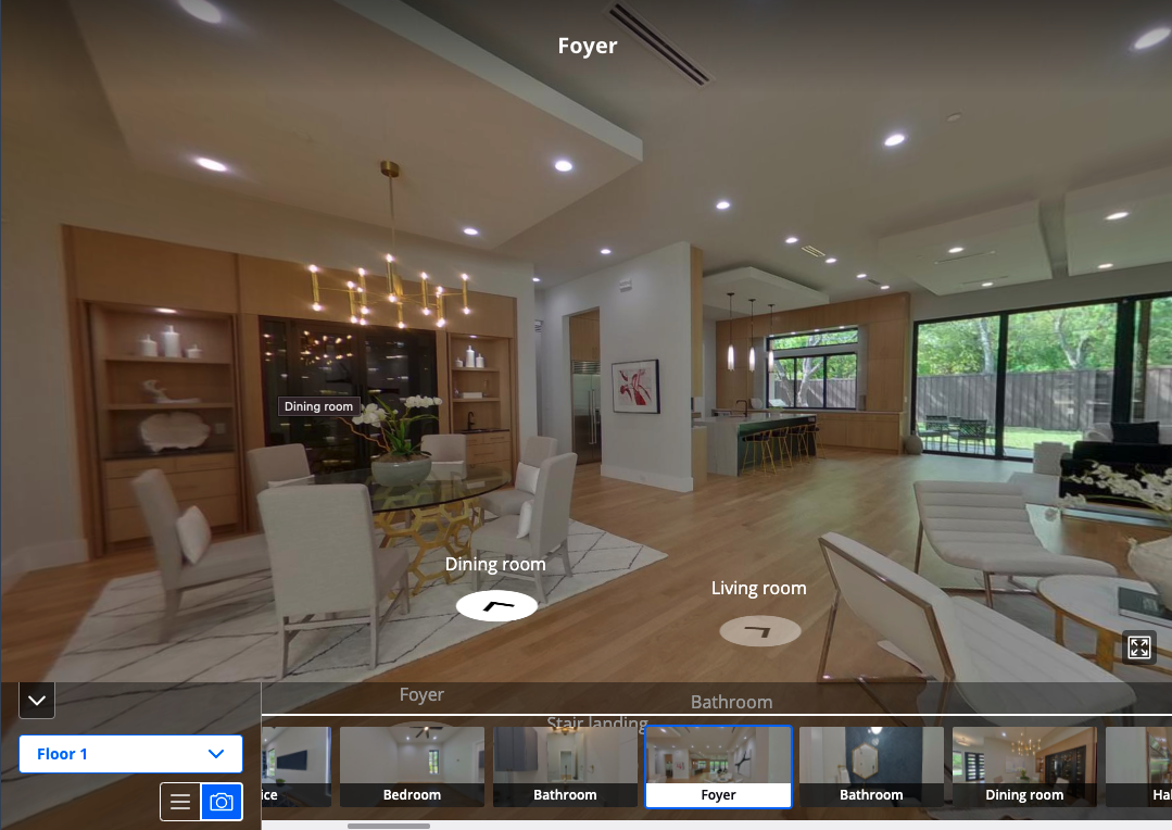 Zillow 3D Tour Bottom Of Page